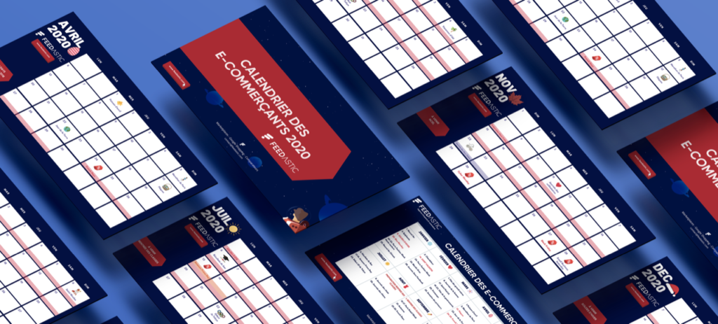 calendrier des e-commerçants 2020
