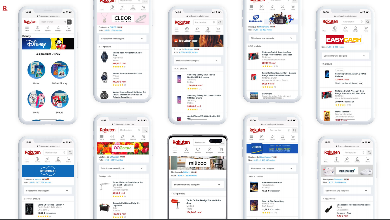 Rakuten : Les nouvelles innovations de la marketplace pour 2020
