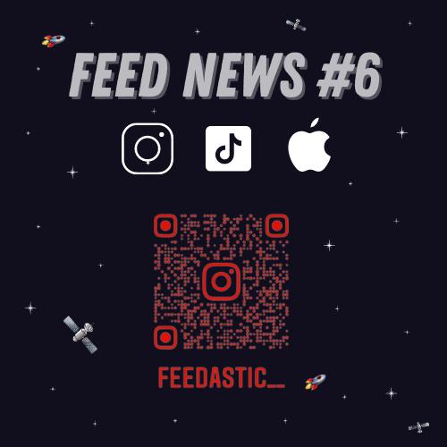 Feed News #6 Septembre : Instagram, TikTok, Apple