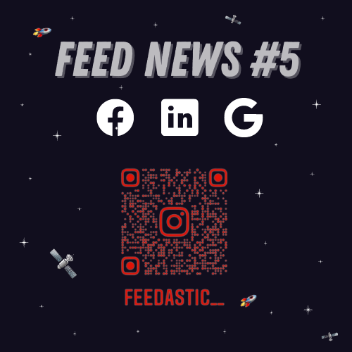 Feed News #5 Septembre : Facebook, Linkedin, Google