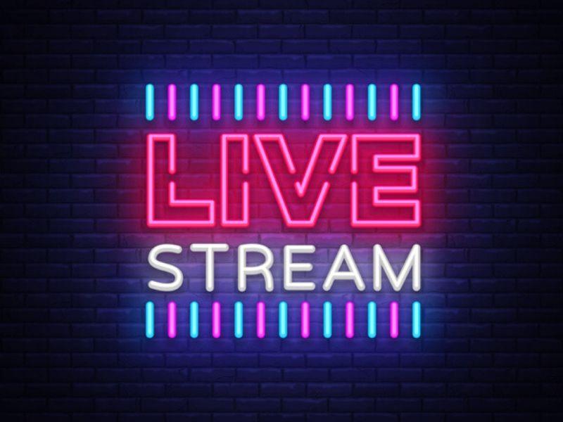 Live stream twitch