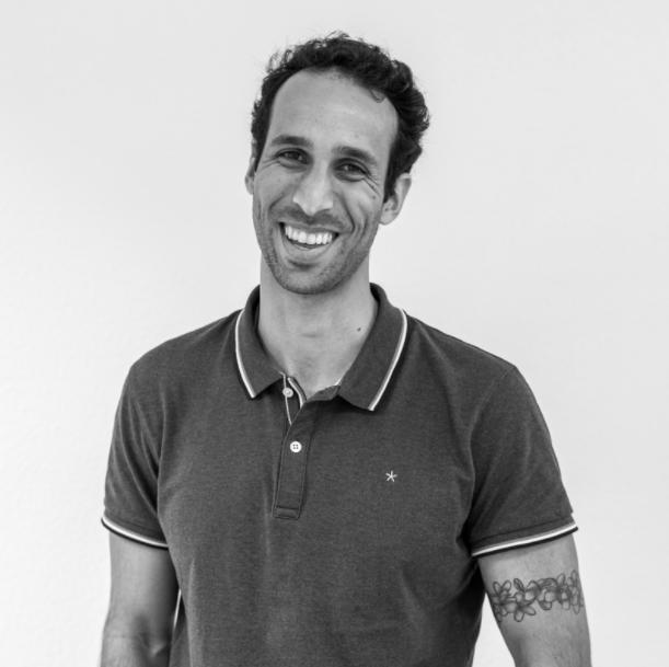 Arnaud, social media manager