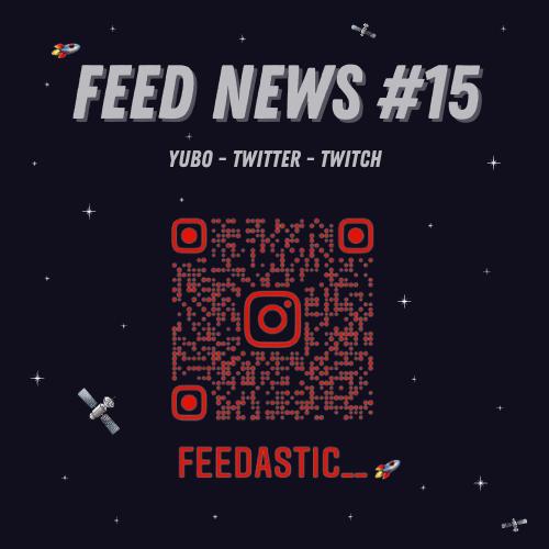 Feed News #1 Yubo, le réseau social qui a conquis la jeune génération. #2 Twitter mise sur la voix. #3 Tout savoir sur Twitch.