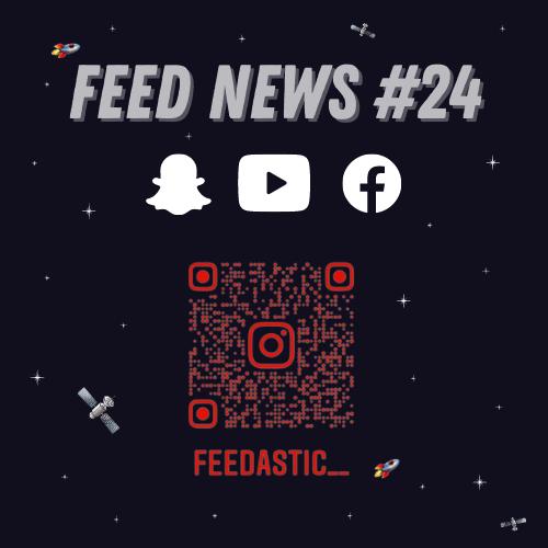 Feed News #1 Snapchat et Fit une fusion qui va révolutionner l'e-commerce #2 La fin des cookies tiers #3 Periscope, c'est finit !