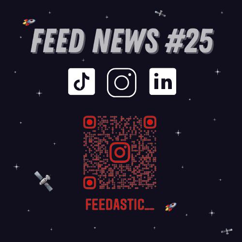 Feed News #1 TikTok propose un nouvel éditeur vidéo  #2 (Re)mix and Match pour Instagram #3 Linkedin, à vos profils !